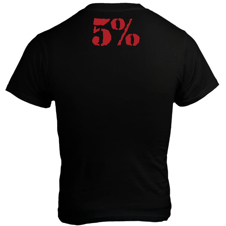 Rich Piana 5% Apparel T-Shirt HANGRY AS FUCK