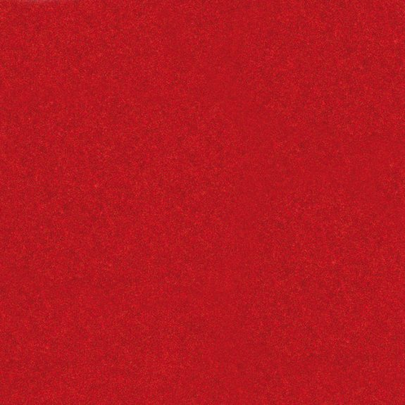 Dekorplast (45 x 150 cm) - Plysch Röd