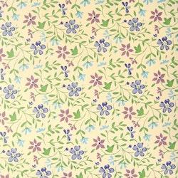 Dekorplast (45 x 200 cm) - Blommor