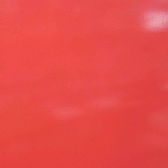 Dekorplast (45 x 200 cm) -  Blank Röd