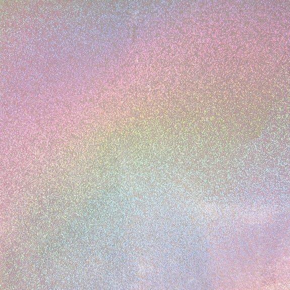 Dekorplast (45 x 200 cm) - Gnistrande hologram