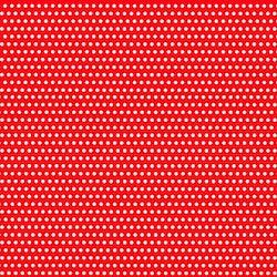 Dekorplast (45 x 200 cm) -  Prickar Röda