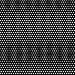 Dekorplast (45 x 200 cm) -  Prickar Svart