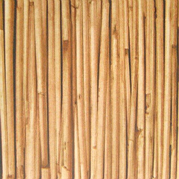 Dekorplast (45 x 200 cm) - Sockerrör