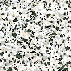 Dekorplast (45 x 200 cm) - Spräcklig sten