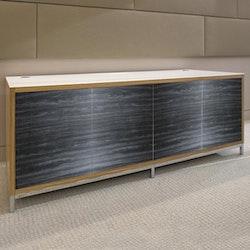 Dekorplast (45 x 200 cm) -  Exotisk Wengue