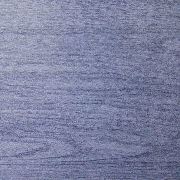 Dekorplast (45 x 200 cm) -  Blå trä