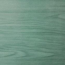 Dekorplast (45 x 200 cm) -  Grön trä