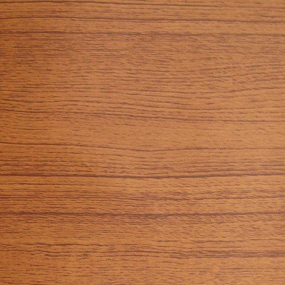 Dekorplast (89 x 200 cm) -  Ek Mellanbrun