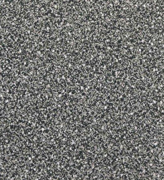 Dekorplast (metervara) - Granit Svart
