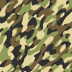 Dekorplast (metervara) - Kamouflage