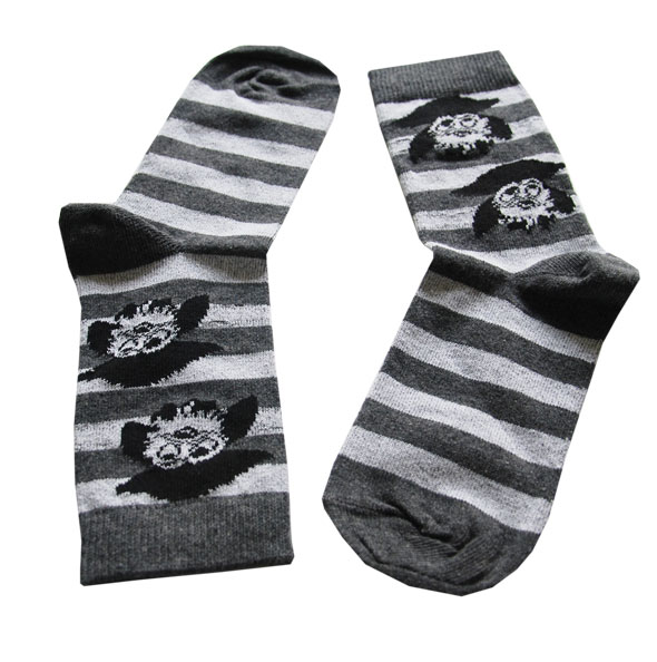 Pirate Owl Sock