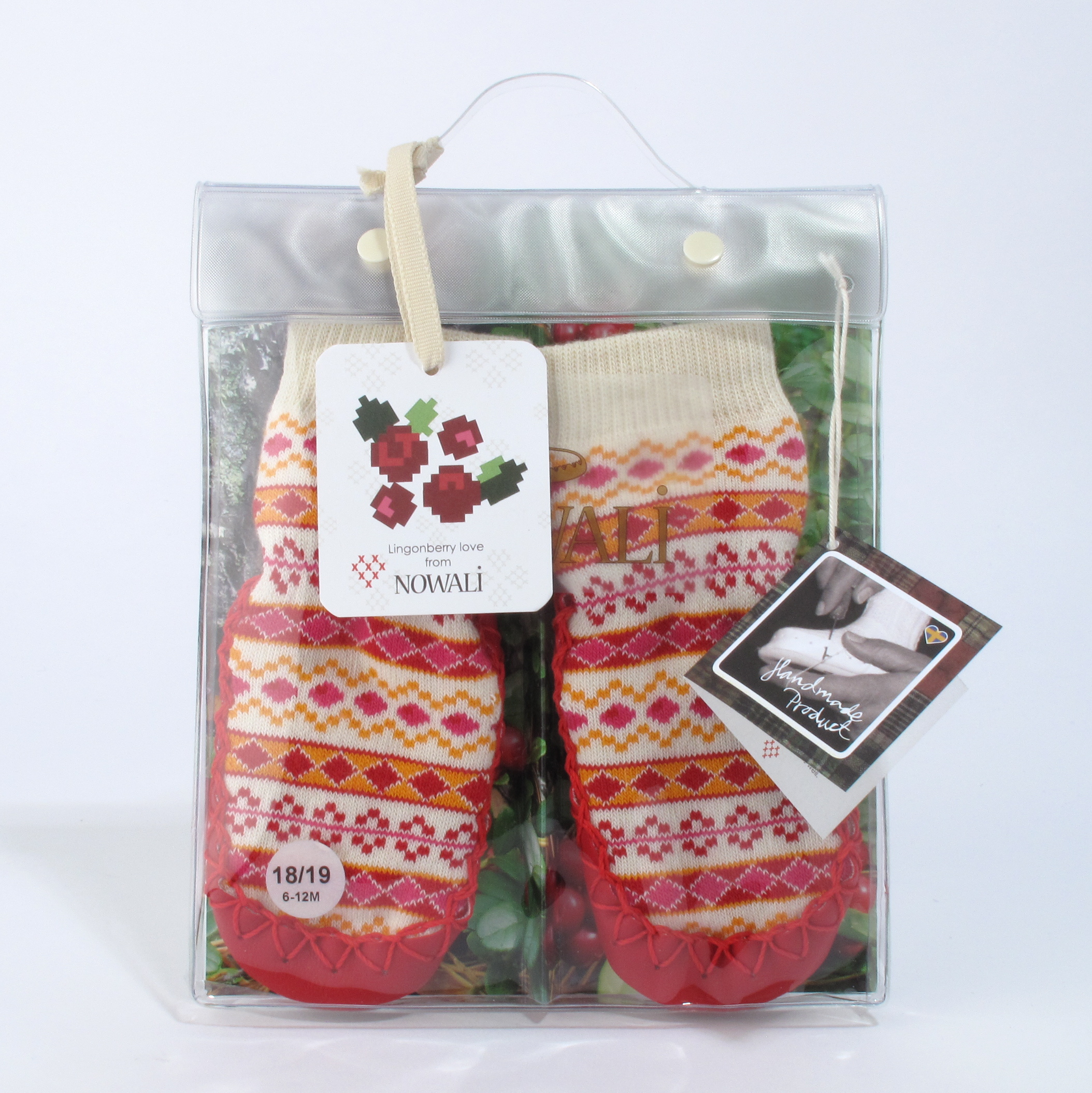 Lingonberry Moccasin