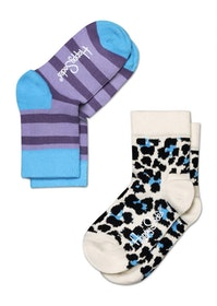 Kids Animal Lepard Blue