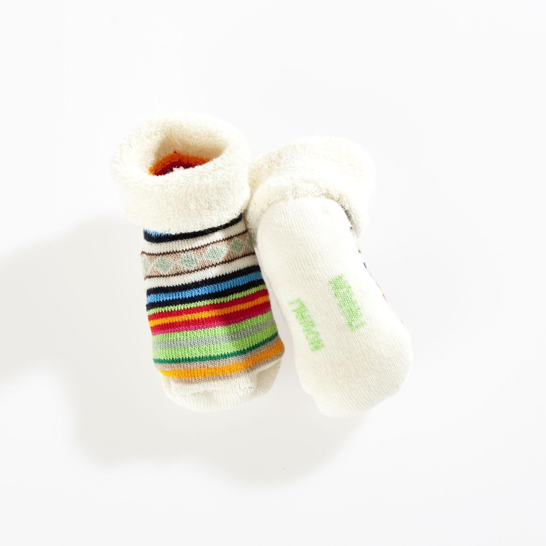 Rainbow Baby Sock