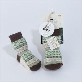 Spruce Baby Sock
