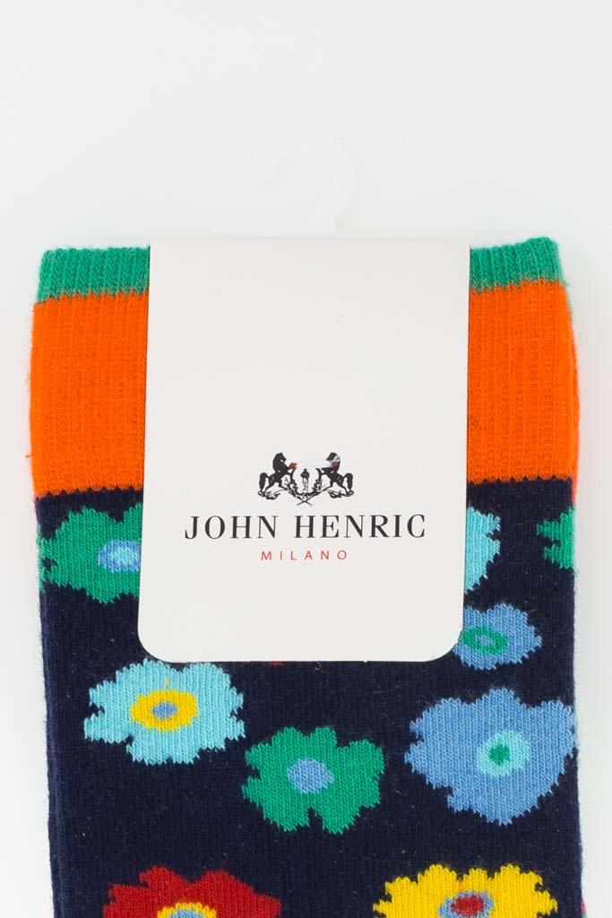 John Henric Milano Blommiga