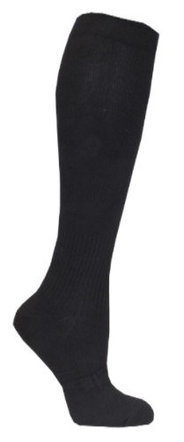 Compression Plain Black