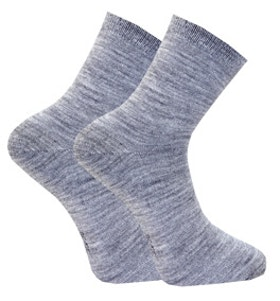 Zokks Liner Wool Grey 2-PACK