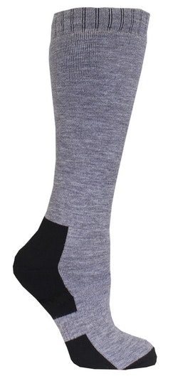 Ski Knee Sock Grey