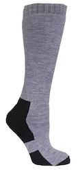 Ski Knee Sock Grey