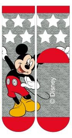 Mickey Mouse Grey