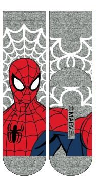 Spider-man Grey