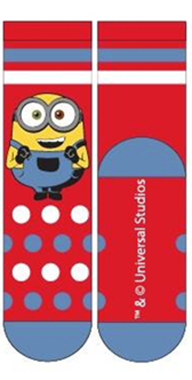 Minions Funny Red