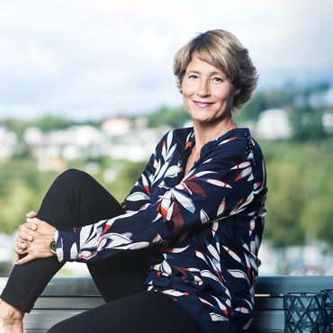 SUSANNE PETTERSSON - Utbildare och mental rådgivare inom svensk elitidrott