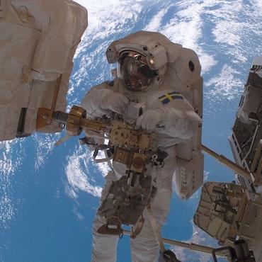 CHRISTER FUGLESANG - Sveriges förste astronaut