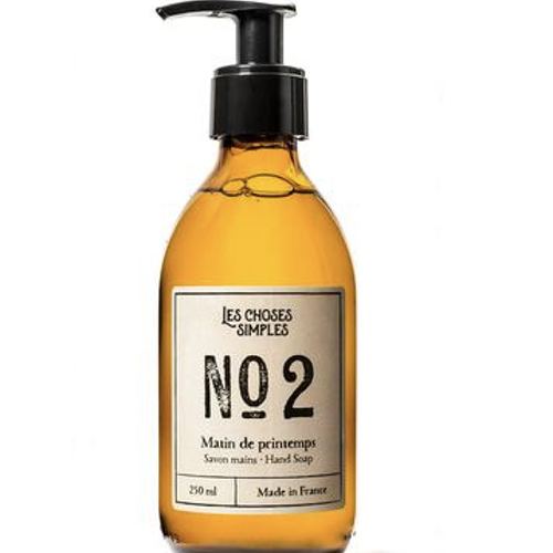 Hand & Body Wash, Matin de Printemps (Linen, 250 ml, glas)