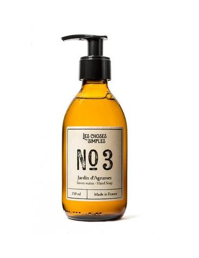 Hand & Body Wash, Jardin d'Agrumes (Grapefruit, 250ml, glas)