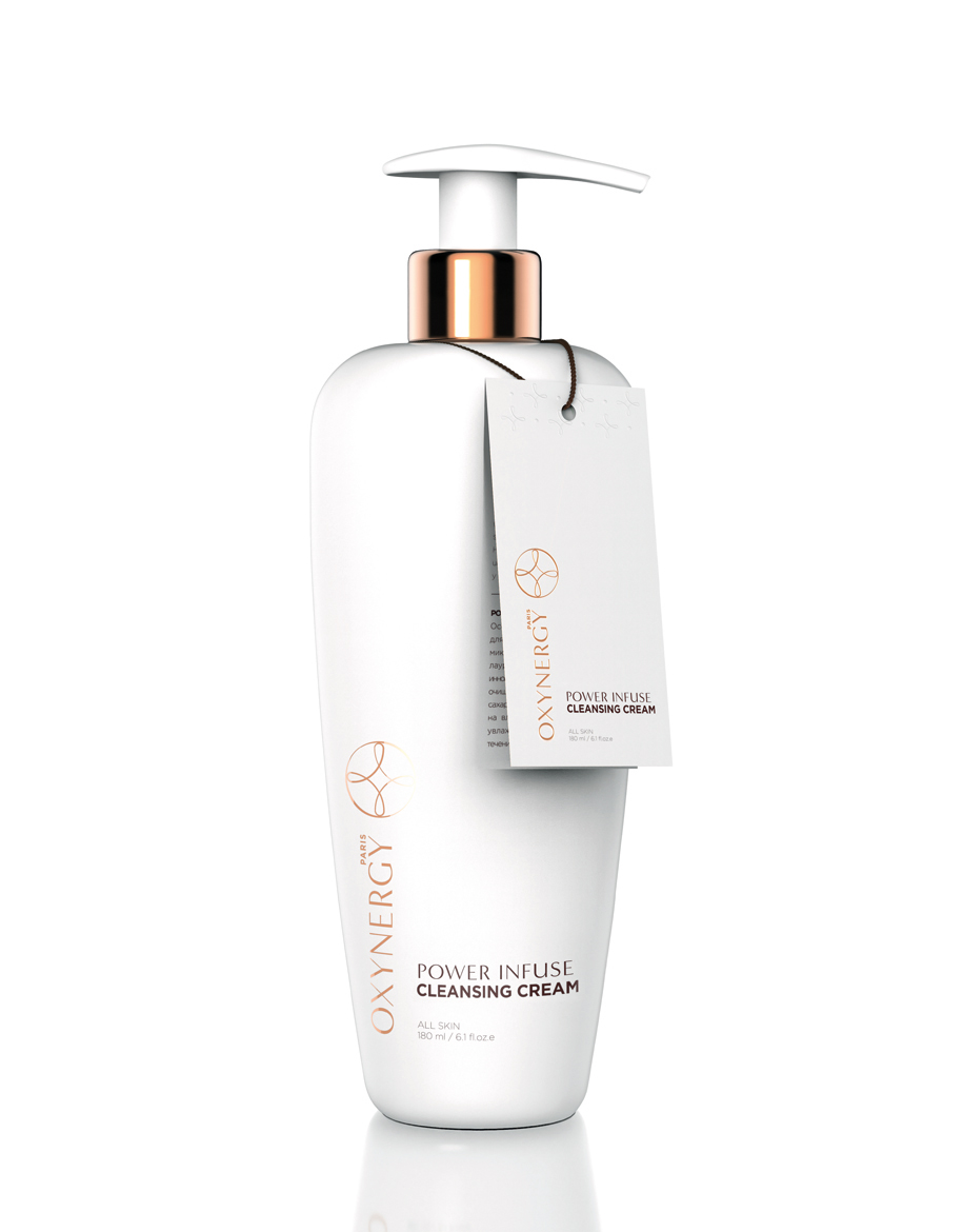 POWER INFUSE CLEANSING CREAM 180 ml
