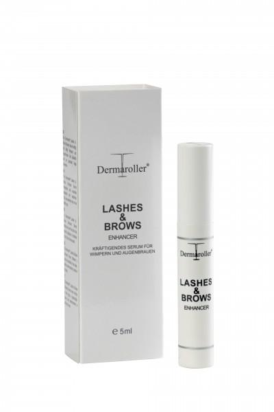DERMAROLLER LASH'N'BROWS ENHANCER 5 ML