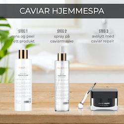 CAVIAR HJEMMESPA BEHANDLINGSPAKKE