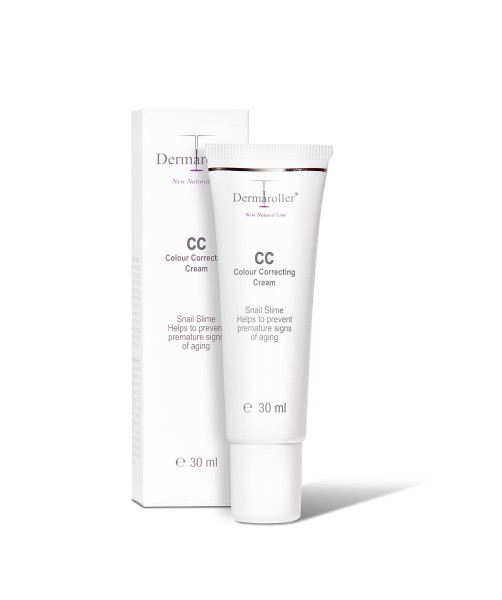 New Natural Line CC Colour Correcting Cream 30 ml