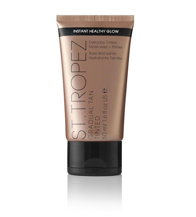 St. Tropez Gradual Tan Tinted Face Moisturiser & Primer 50ml