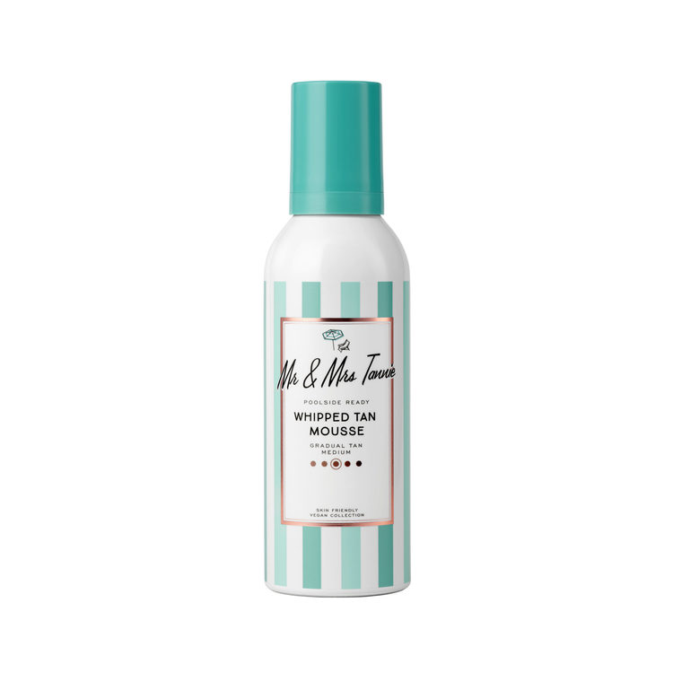 Whipped Tan Mousse