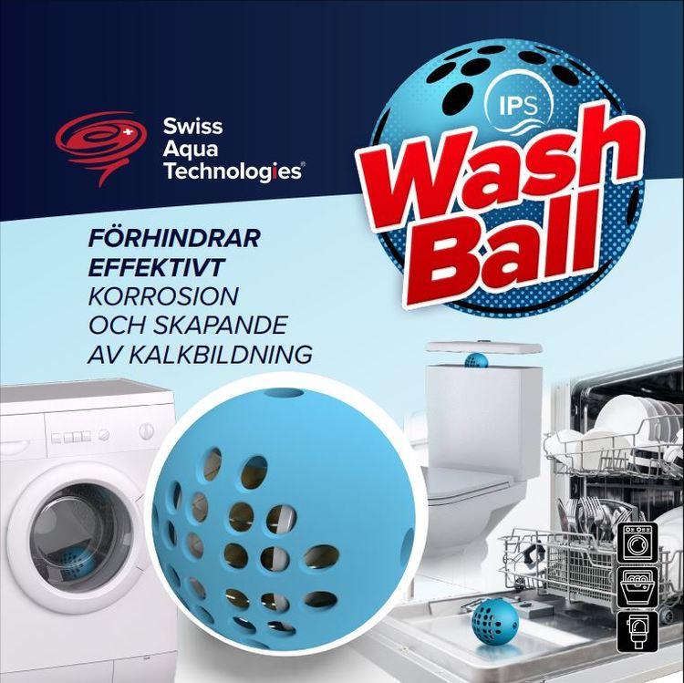 IPS WashBall