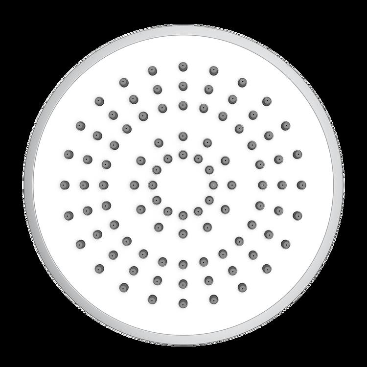 Duschsystem utan termostat.