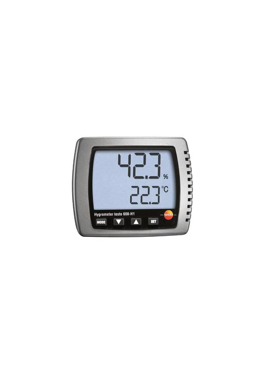 Testo 608-H1 termohygrometer