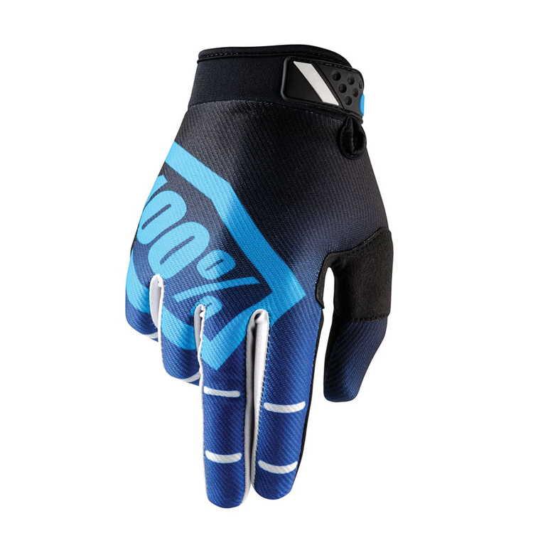 100% Ridefit Blue