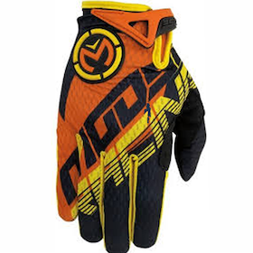 MOOSE SX1 Orange/Yellow