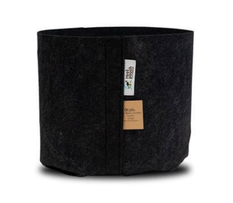 Odlingssäck Root Pouch - 12 liter svart