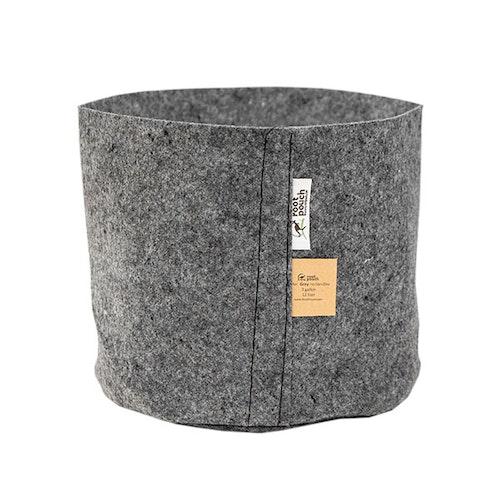 Odlingssäck Root Pouch - 8 liter grå