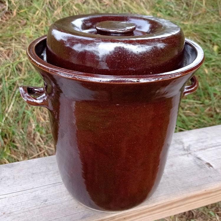Syrningskruka 5 liter