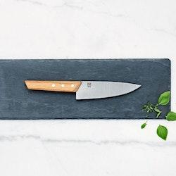 Öyo Triangel Kockkniv 16 cm med magnetskydd i filt