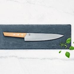 Öyo Triangel Kockkniv 23 cm med magnetskydd i filt