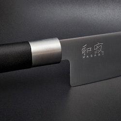 KAI Shun Wasabi Black Fliékniv 18 cm