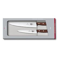 Victorinox Rosewood Knivset 2-knivar